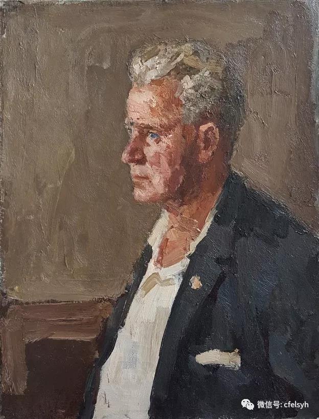 《科捷利斯基肖像》